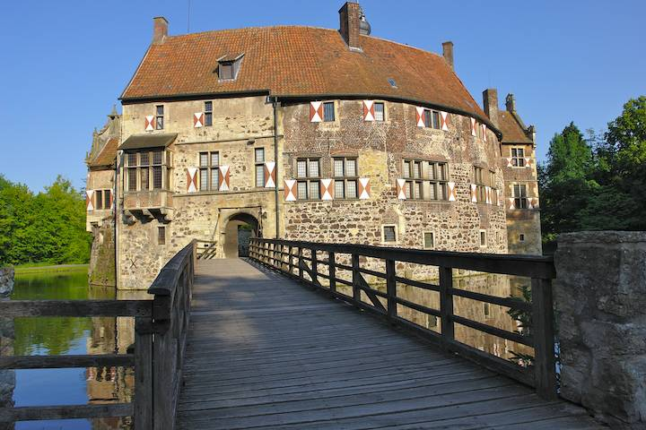 Burg Vischering in Lüdinghausen
