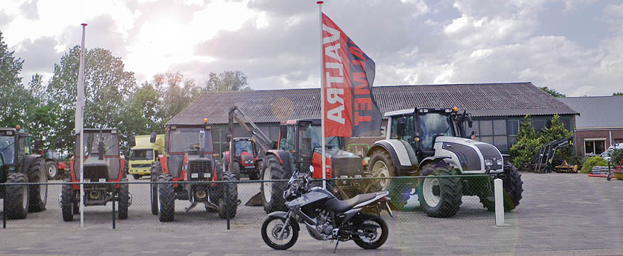 Valtra Valmet Händler in Holland