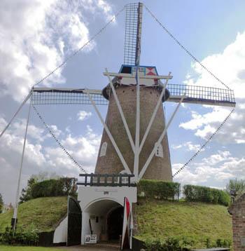 Windmühle vom Müller