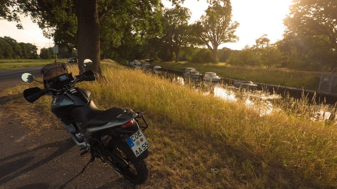 Emsland Honda Transalp